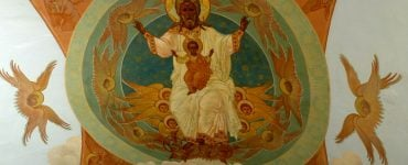 Λιτάνευση ή μη της εικόνας της Αγίας Τριάδος