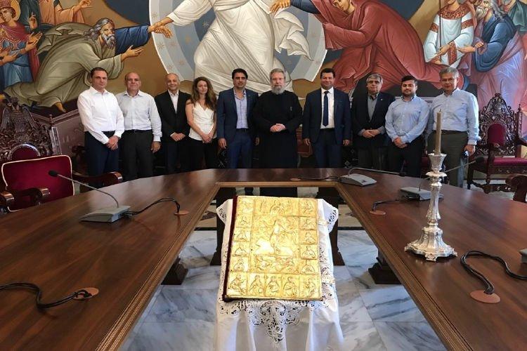 Φωτοβολταϊκό Πάρκο από Αρχιεπισκοπή Κύπρου και Α.Η.Κ.