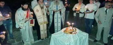 Αγρυπνία για την Αγία Μακρίνα στην Ι.Μ. Άρτας