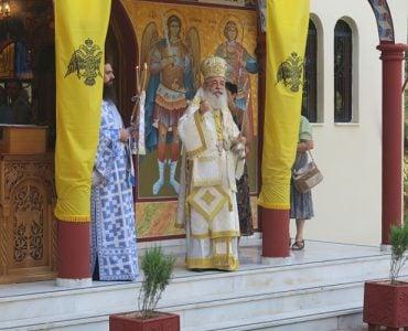 Φθιώτιδος Νικόλαος: Οι Εορτές των Αγίων μας είναι σταθμοί για τη ζωή του χριστιανού