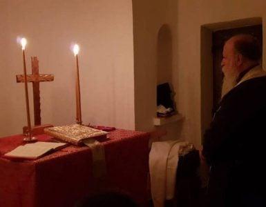 Πρώτη Ιερά Αγρυπνία για τον Άγιο Αιμιλιανό στην Ι.Μ. Γρεβενών