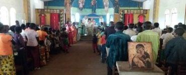 Πανήγυρις στο χωριό Μικαλάι της Κανάνγκα