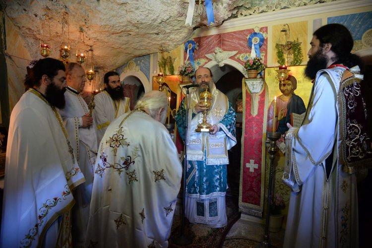 Εορτή Οσίου Ιωακείμ στην Ι.Μ. Πατρών