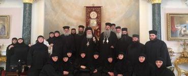 Μετεώρων Θεόκλητος στα Ιεροσόλυμα