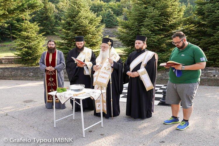 Ξεκίνησε η φιλοξενία παιδιών στη Μονή Παναγίας Δοβρά
