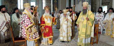 Συλλείτουργο στη Βέροια για την εορτή του Αγίου Παντελεήμονος