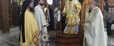 Η Εορτή της Αγίας Μαρίνας στην Ι.Μ. Χαλκίδος