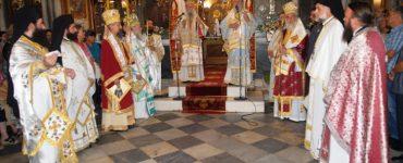 Λαμπρός εορτασμός της Πολιούχου Αγίας Παρασκευής στη Χαλκίδα