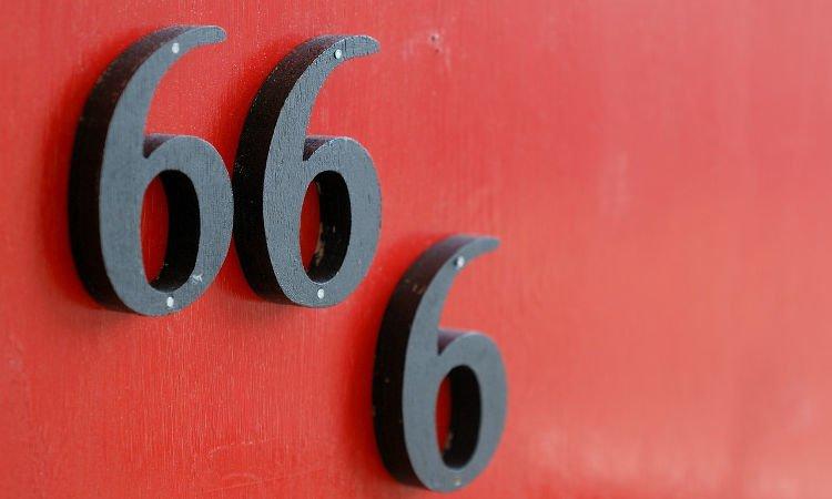 Γιατί αριθμός 666 και όχι κάτι άλλο;