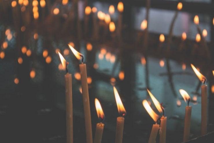 Αγρυπνία υπέρ των πυροπλήκτων αδελφών μας στη Νέα Ιωνία
