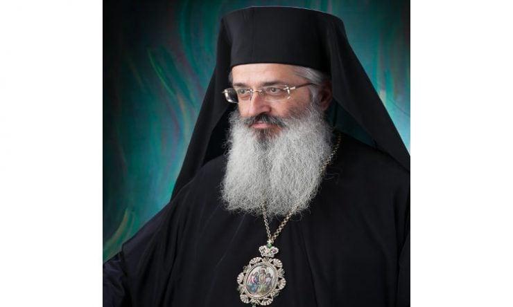 Μητροπολίτης Αλεξανδρουπόλεως Άνθιμος
