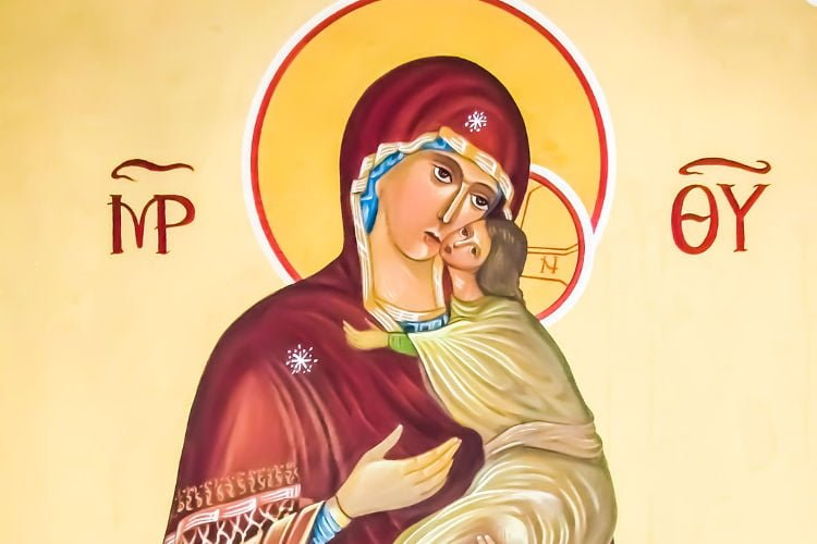 Προσευχή στην Παναγία για βοήθεια
