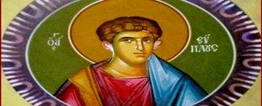 Άγιος Εύπλος ο Μεγαλομάρτυρας ο Διάκονος