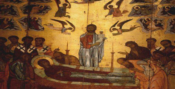 Αγρυπνία αποδόσεως της εορτής Κοιμήσεως της Θεοτόκου στην Παλλήνη