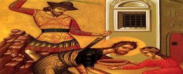 Αποτομή Τιμίας Κεφαλής Αγίου Ιωάννου του Προδρόμου