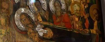 Πρώτη Παράκληση στην Παναγία στην Ι.Μ. Αργολίδος