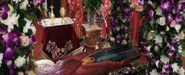 Τα Εγκώμια της Παναγίας στο Άργος
