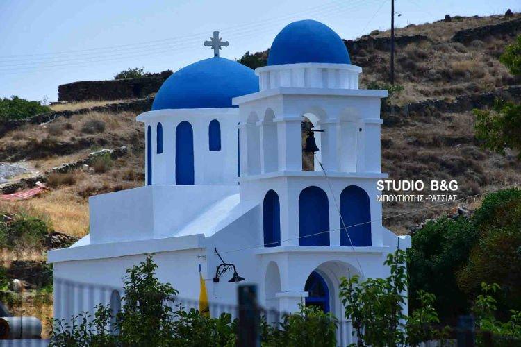 Εκκλησίες Κύθνου