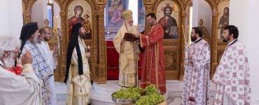 Εορτή της Μεταμορφώσεως στην Εκκλησία της Αλβανίας