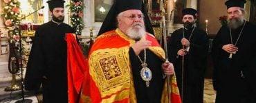 Καισαριανής Δανιήλ: Το θαύμα είναι η φανέρωση του Θεού στον κόσμο