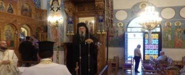 Η Παράκληση της Παναγίας στην Ι.Μ. Κορίνθου