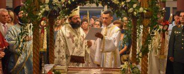 Η Κοίμηση της Θεοτόκου στην Ι.Μ. Μαρωνείας