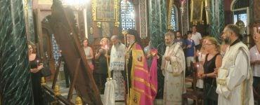 Η Πρώτη Ιερά Παράκληση της Παναγίας στην Ερμούπολη