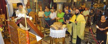 Εορτή θαύματος Αγίου Σπυρίδωνος στην Σπάρτη