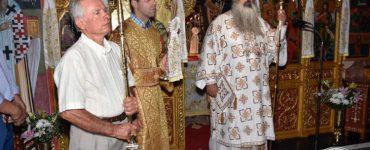 Η εορτή της Κοιμήσεως της Θεοτόκου στην Ιερά Μονή Βυτουμά