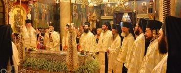 Λαμπρός εορτασμός της Αγίας Θεοδώρας της εν Θεσσαλονίκη