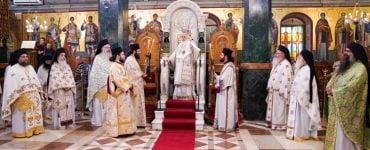 Ολοκληρώθηκαν οι λατρευτικές εκδηλώσεις για τον πολιούχο της Βεροίας