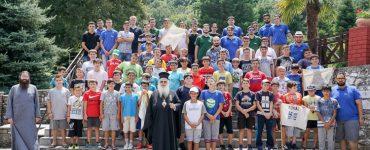 Ολοκληρώθηκαν οι φιλοξενίες παιδιών στην Ι.Μ. Παναγίας Δοβρά