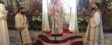 Αρχιερατική Θεία Λειτουργία στο Βασιλικό Ι.Μ. Χαλκίδος