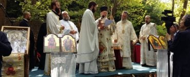 Πατριαρχική Θεία Λειτουργία στην Φανερωμένη Κυζίκου