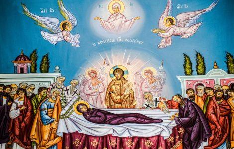 Γιατί λέμε ότι η Παναγία Κοιμηθήκε;