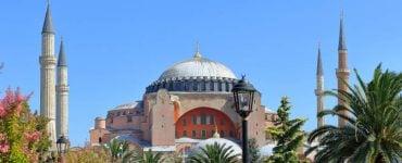 Η Αγία Σοφιά παραμένει Μουσείο