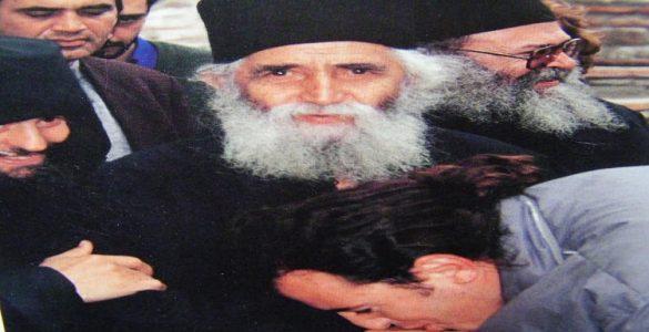 Άγιος Γέροντας Παΐσιος: Ο φύλακας Άγγελος