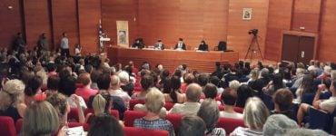 Με επιτυχία ολοκληρώθηκε η ημερίδα για την Γερόντισσα Γαβριηλία στη Θεσσαλονίκη