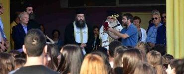 Αγιασμός νέας σχολικής χρονιάς στο Ναύπλιο