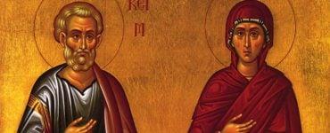 Εορτή Αγίων Ιωακείμ και Άννας των Θεοπατόρων