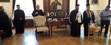Αγιασμός για το νέο εκκλησιαστικό έτος στην Αρχιεπισκοπή Κύπρου