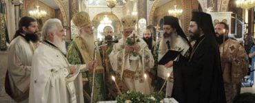 Αρχιεπίσκοπος: Ο Σταυρός μας ανακουφίζει και δίνει νόημα στην ζωή μας