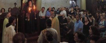 Η εορτή της Αγίας Σοφίας στην Ι.Μ. Άρτης
