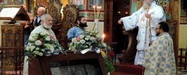 Κυριακάτικη Θεία Λειτουργία στην Ι.Μ. Άρτης