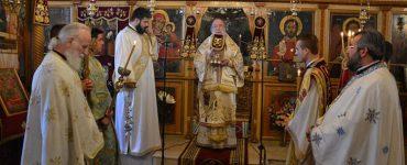 Εορτή Αγίων Ιωακείμ και Άννης στην Ι.Μ. Ελευθερουπόλεως
