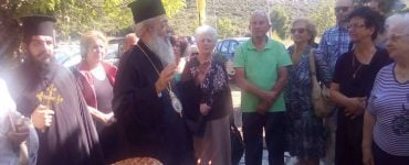 Η Εορτή του Αγίου Σώζωντος στην Ι.Μ. Φθιώτιδος