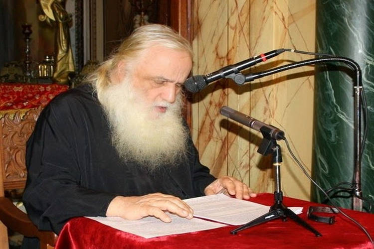 π. Κωνσταντίνος Στρατηγόπουλος πρότυπο ποιμένος | proseuxi.gr