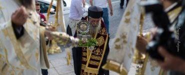 Η Λαμία υποδέχτηκε λείψανο του πολιούχου της Αγίου Λουκά
