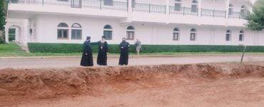 Θεμελίωση Ιερού Ναού Αγίας Ερμιόνης στην Ι.Μ. Φθιώτιδος