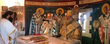 Η Εορτή των Αγίων Ιωακείμ και Άννης στην Ι.Μ. Ιεραπύτνης